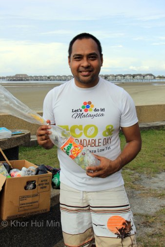 Mohd Faisal Abdur Rani from Let's Do It Malaysia